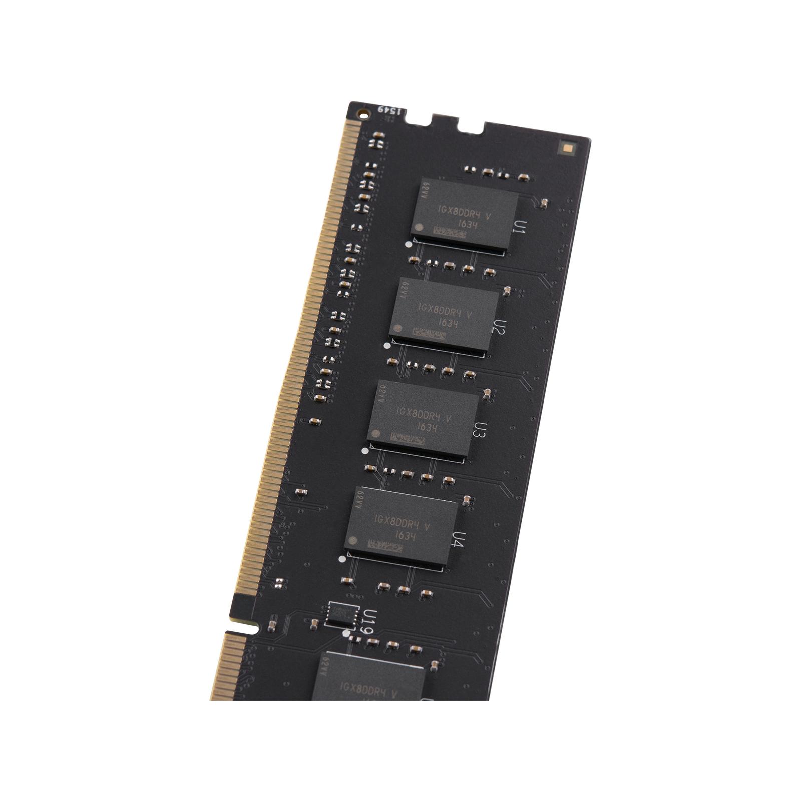 Модуль памяти для компьютера DDR4 8GB 2400 MHz eXceleram (E40824A) изображение 4