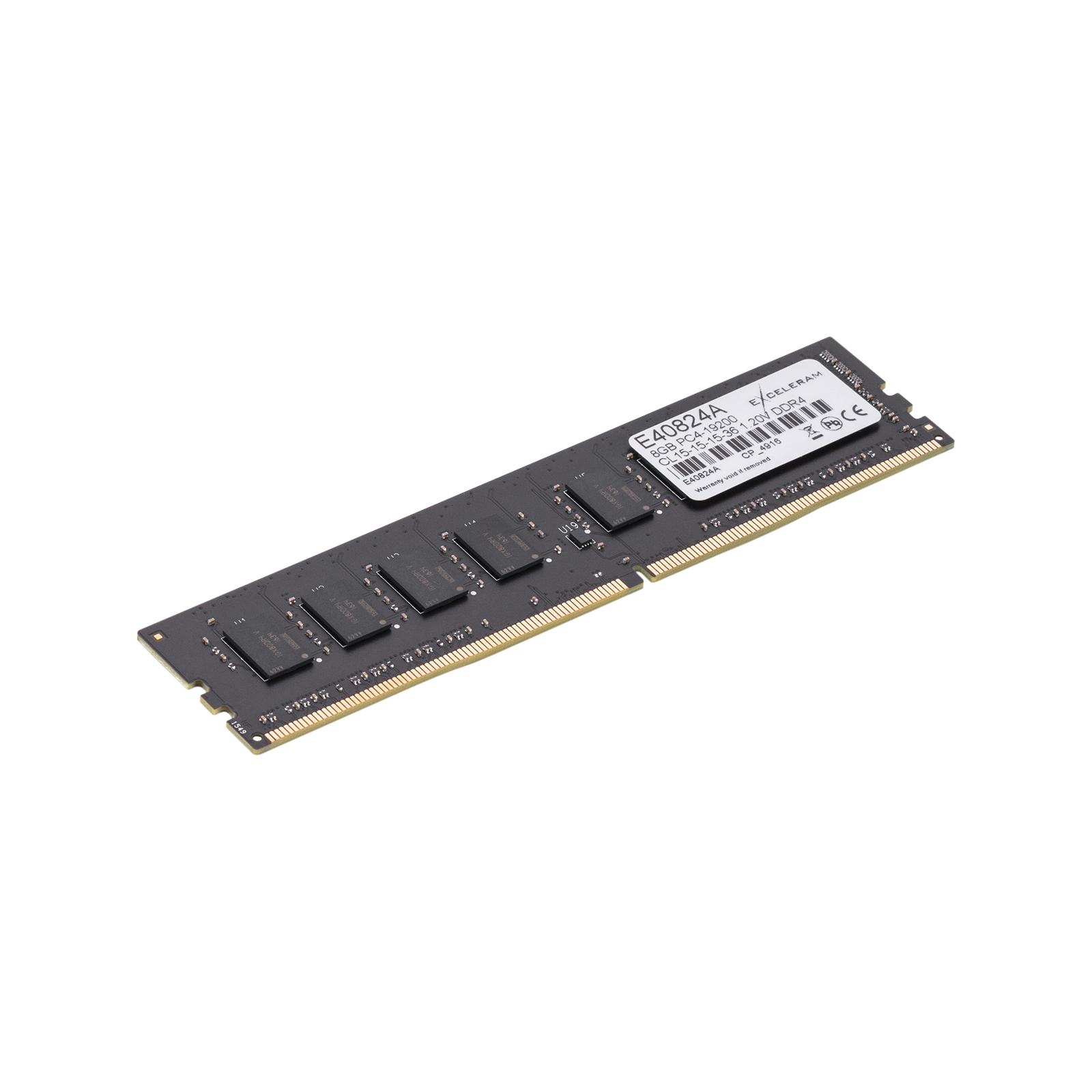 Модуль памяти для компьютера DDR4 8GB 2400 MHz eXceleram (E40824A)