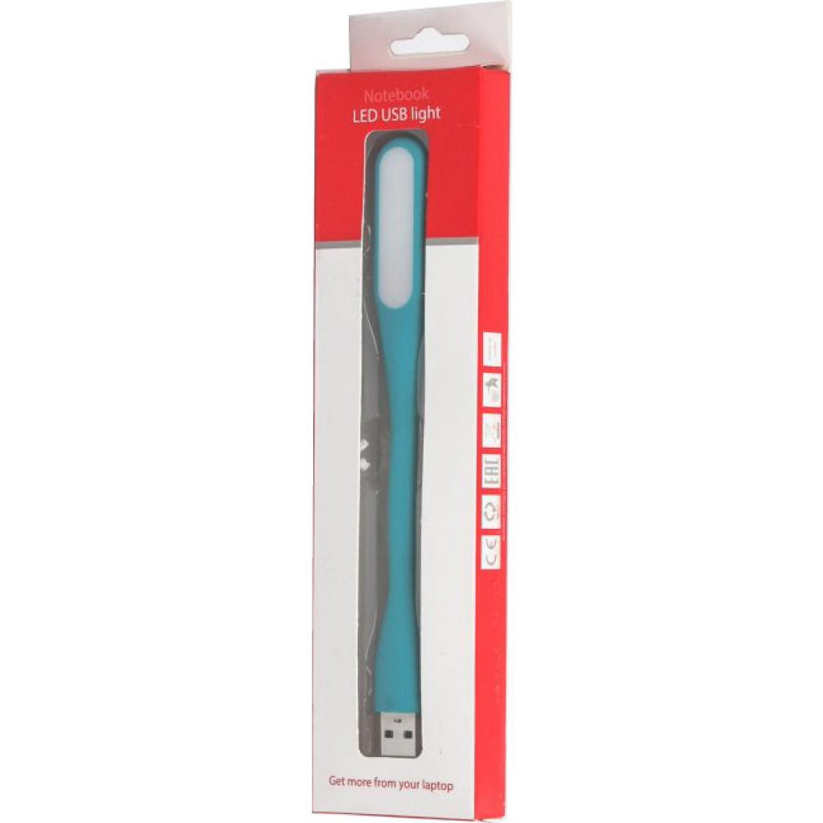 Лампа GEMBIRD USB (NL-01-CY) изображение 2