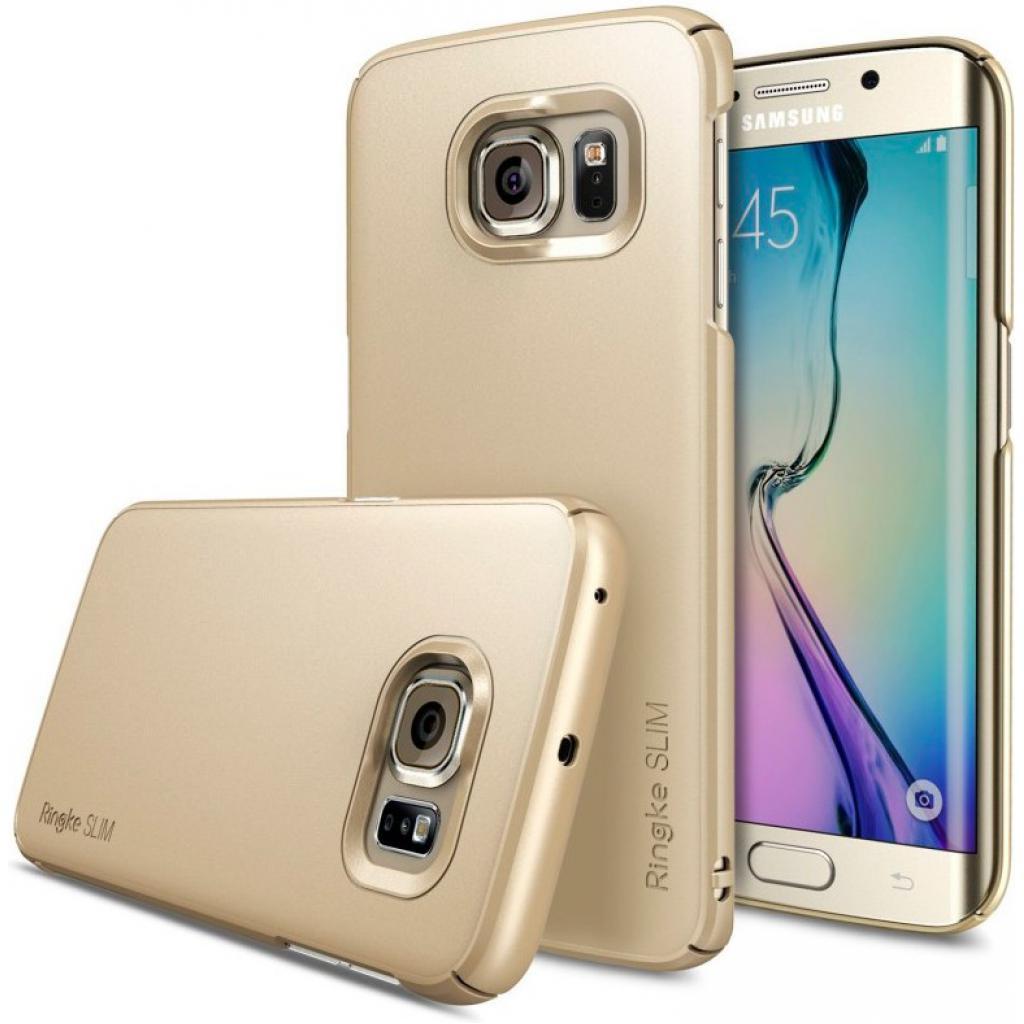 Чехол для моб. телефона Ringke Slim для Samsung Galaxy S6 (Royal Gold) (554928)