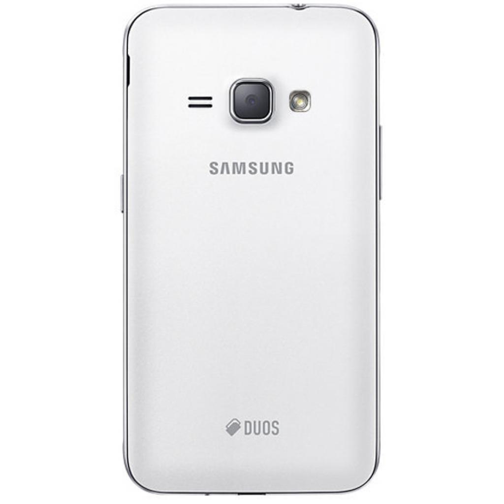 Мобильный телефон Samsung SM-J120H/DS (Galaxy J1 2016 Duos) White (SM-J120HZWDSEK) изображение 2