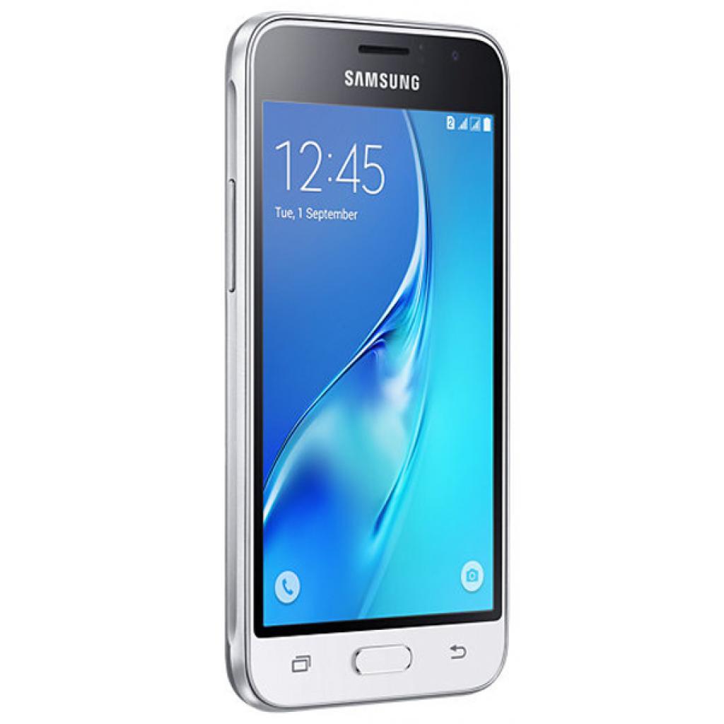 Мобильный телефон Samsung SM-J120H/DS (Galaxy J1 2016 Duos) White (SM-J120HZWDSEK) изображение 4