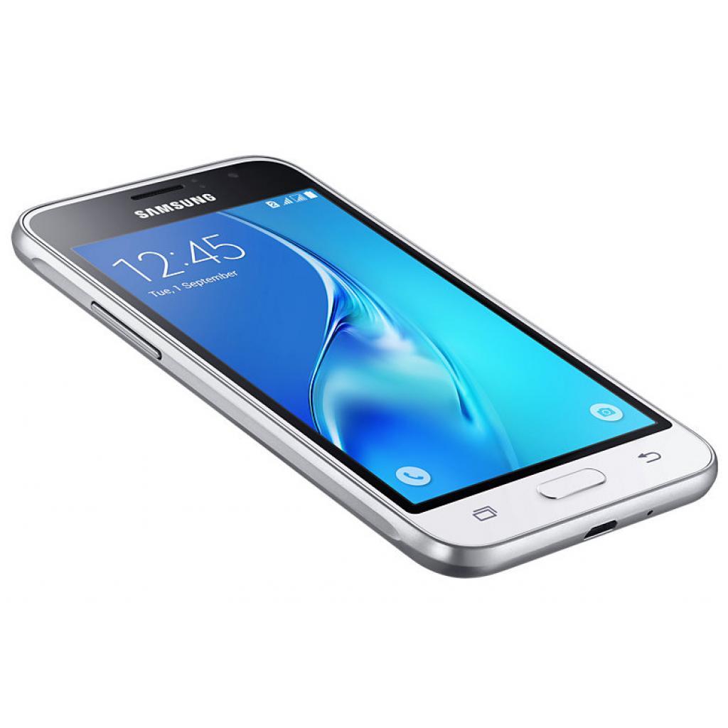 Мобильный телефон Samsung SM-J120H/DS (Galaxy J1 2016 Duos) White (SM-J120HZWDSEK) изображение 5