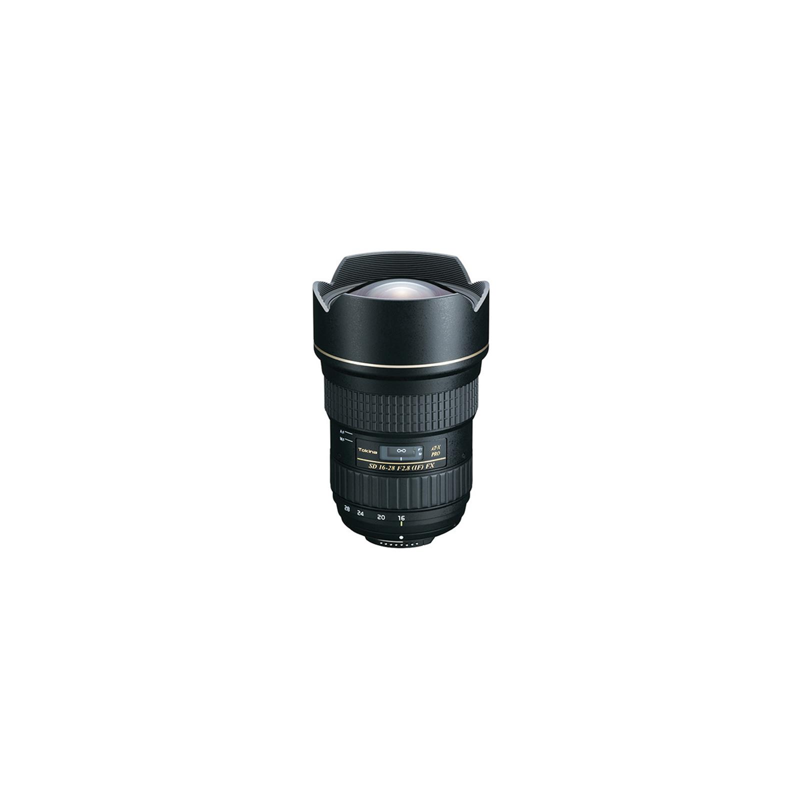 Объектив Tokina AT-X 16-28mm f/2.8 (Canon) (ATXAF168FXC)