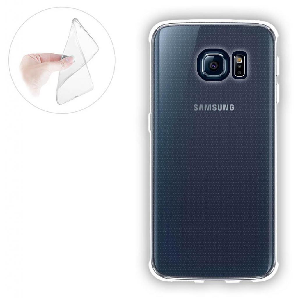 Чехол для моб. телефона GLOBAL для Samsung G925 Galaxy S VI Edge (светлый) (1283126467226)