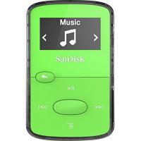 mp3 плеер SANDISK Sansa Clip JAM 8GB Green (SDMX26-008G-G46G)