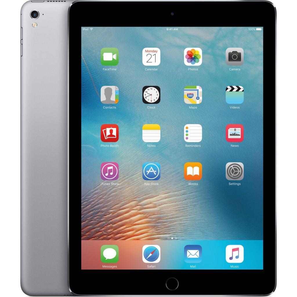 Планшет Apple A1673 iPad Pro 9.7-inch Wi-Fi 32GB Space Gray (MLMN2RK/A) изображение 4