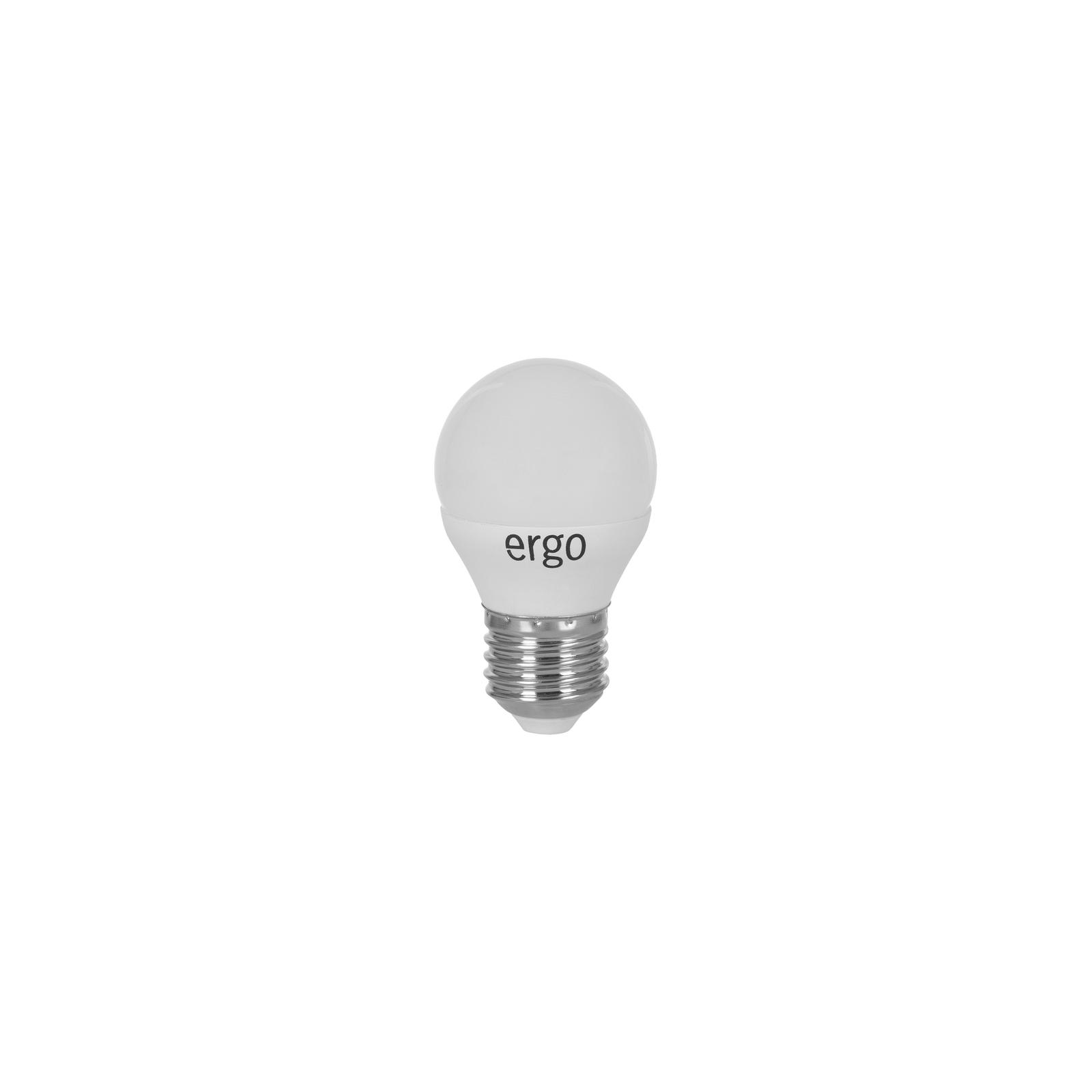 Лампочка Ergo Е27 5W (LSTG45Е275ANFN)