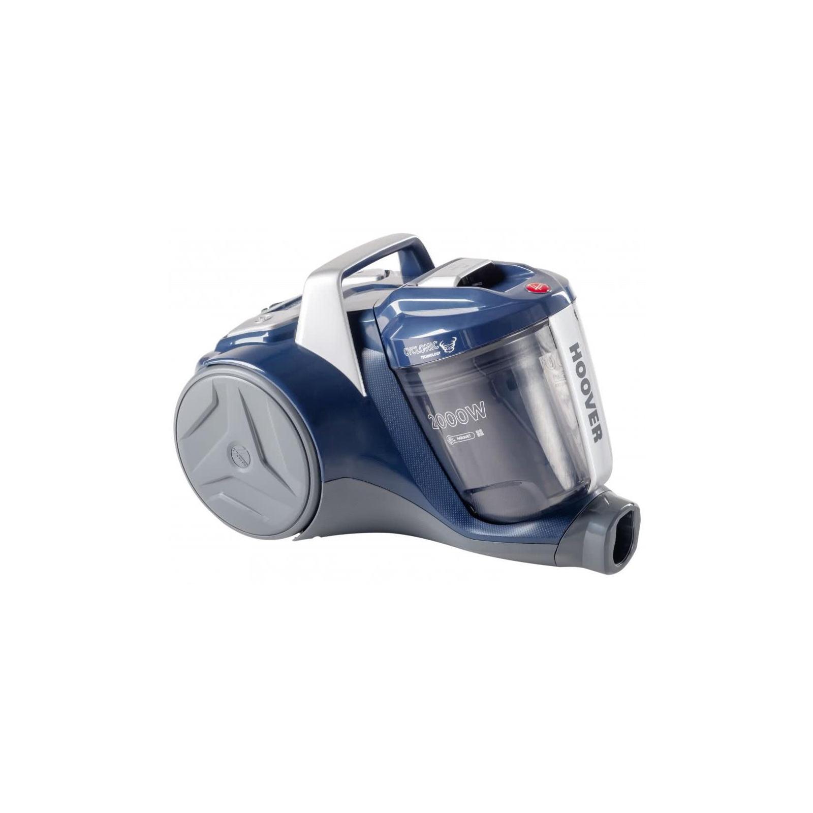 Пылесос Hoover BR2020 019 Blue изображение 2
