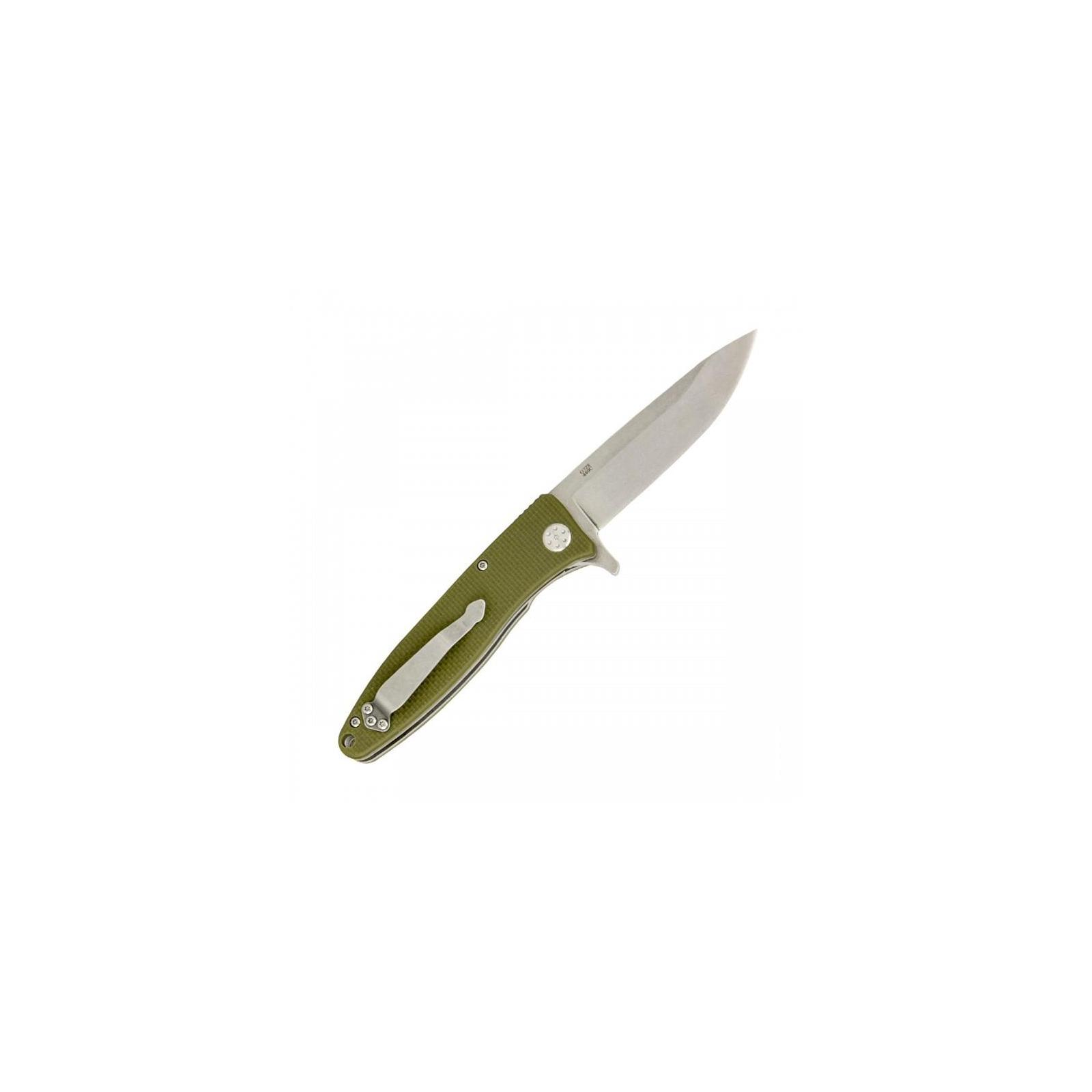 Нож Ganzo G728-OR, оранжевый (G728-OR) изображение 2