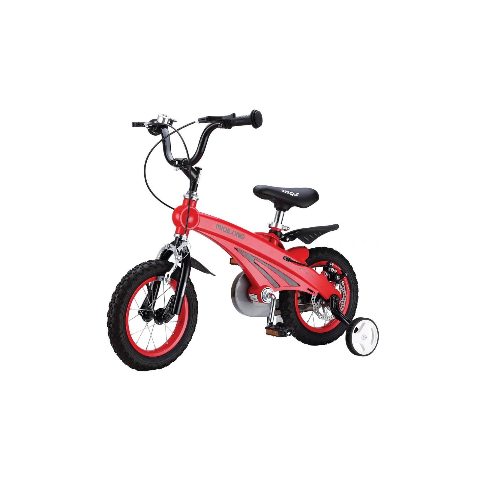 Детский велосипед Miqilong SD Красный 12` (MQL-SD12-Red)