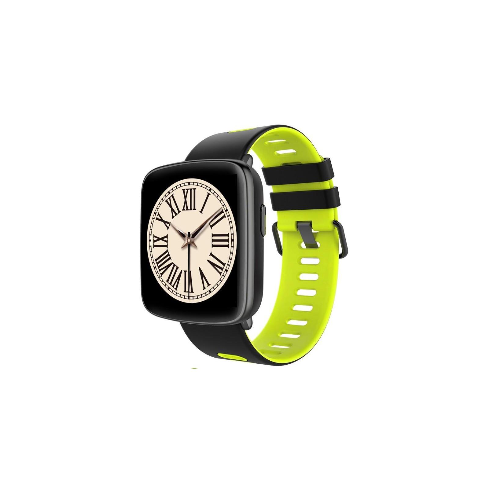Смарт-часы Nomi W20 Black-Yellow изображение 3