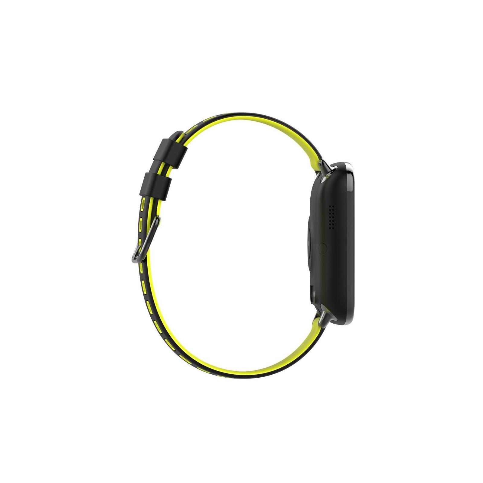 Смарт-часы Nomi W20 Black-Yellow изображение 5