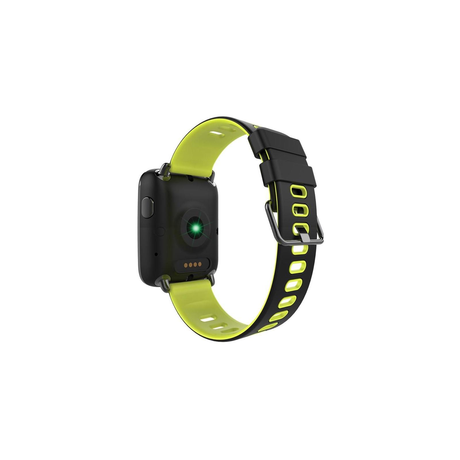 Смарт-часы Nomi W20 Black-Yellow изображение 6