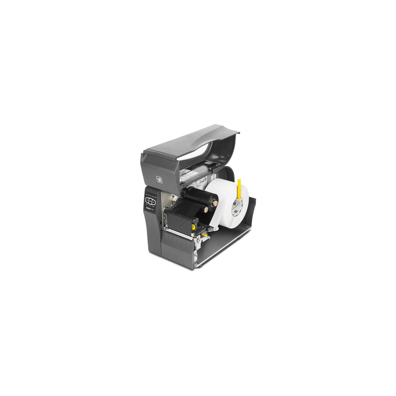 Принтер этикеток Zebra ZT220, 203dpi, Serial, USB, ethernet (ZT22042-T0E000FZ) изображение 4