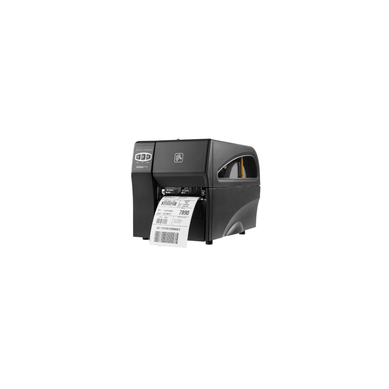 Принтер этикеток Zebra ZT220, 203dpi, Serial, USB, ethernet (ZT22042-T0E000FZ)