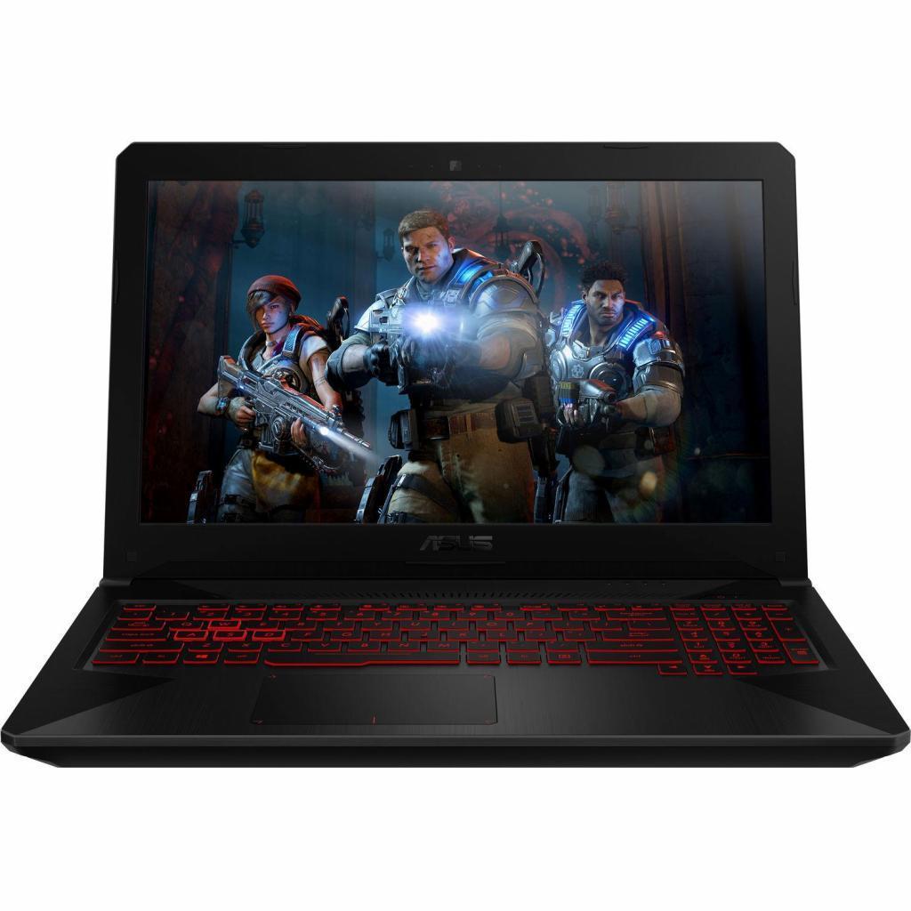 Ноутбук ASUS FX504GE (FX504GE-E4075T)