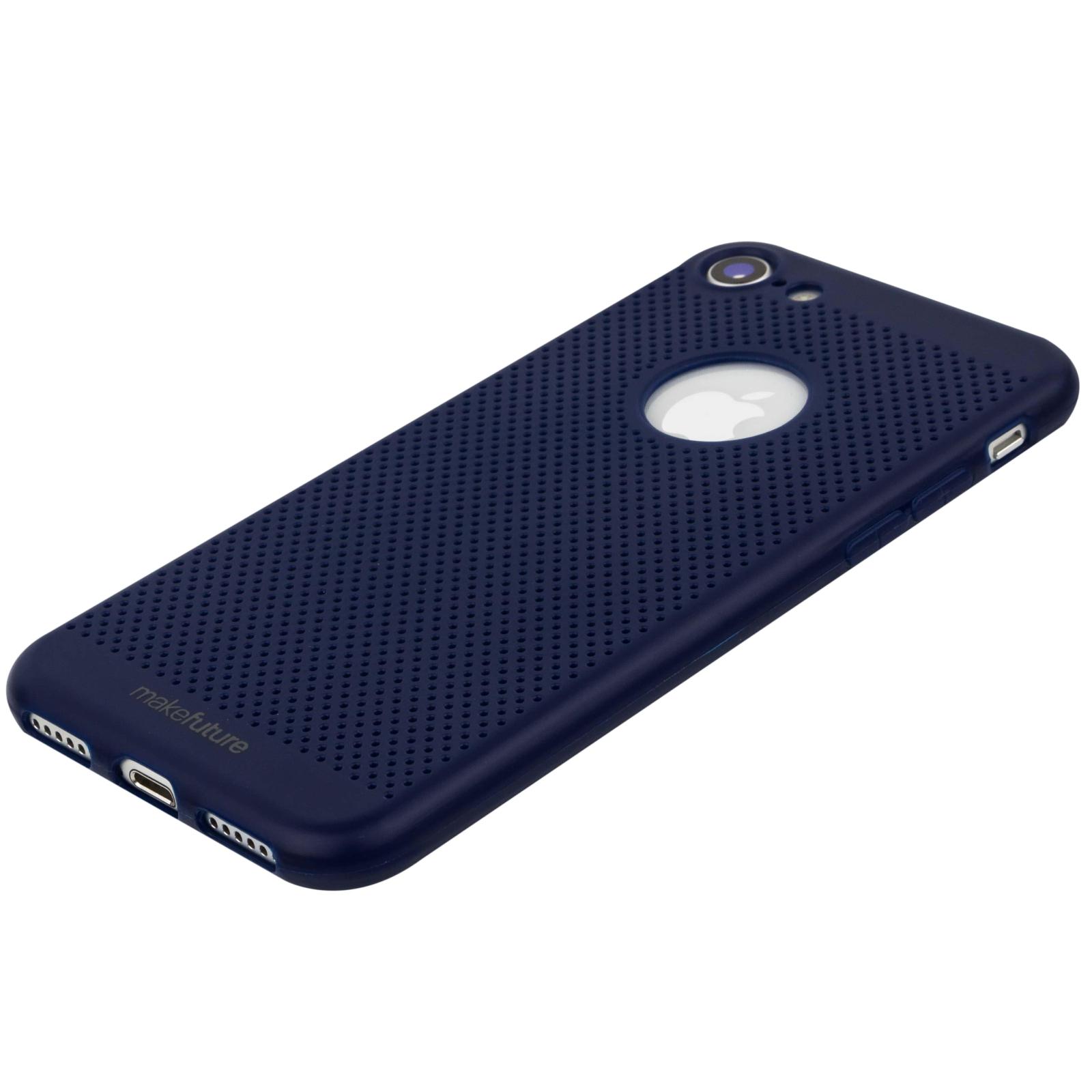 Чехол для моб. телефона MakeFuture Moon Case (TPU) для Apple iPhone 8 Blue (MCM-AI8BL) изображение 3