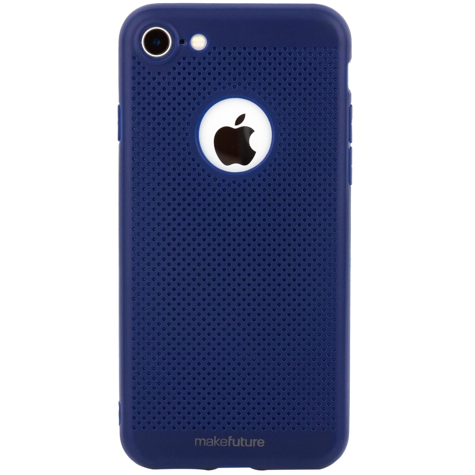Чехол для моб. телефона MakeFuture Moon Case (TPU) для Apple iPhone 8 Blue (MCM-AI8BL)