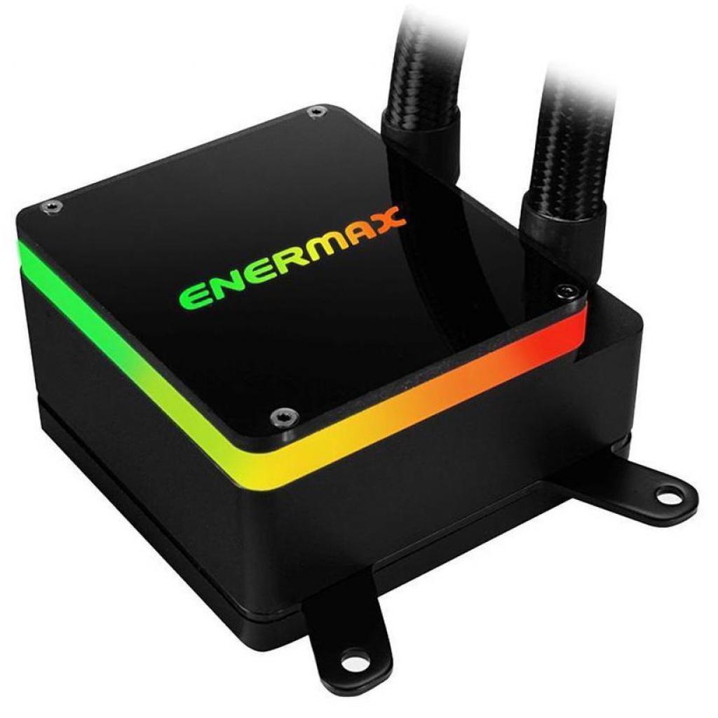 Кулер для процессора ENERMAX Liqtech TR4 II (ELC-LTTRTO280-TBP) изображение 4