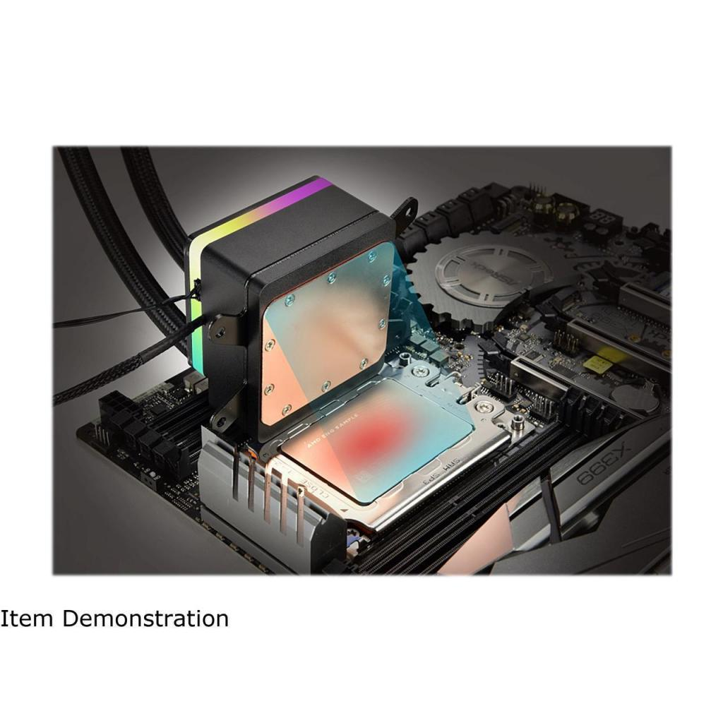 Кулер для процессора ENERMAX Liqtech TR4 II (ELC-LTTRTO280-TBP) изображение 7