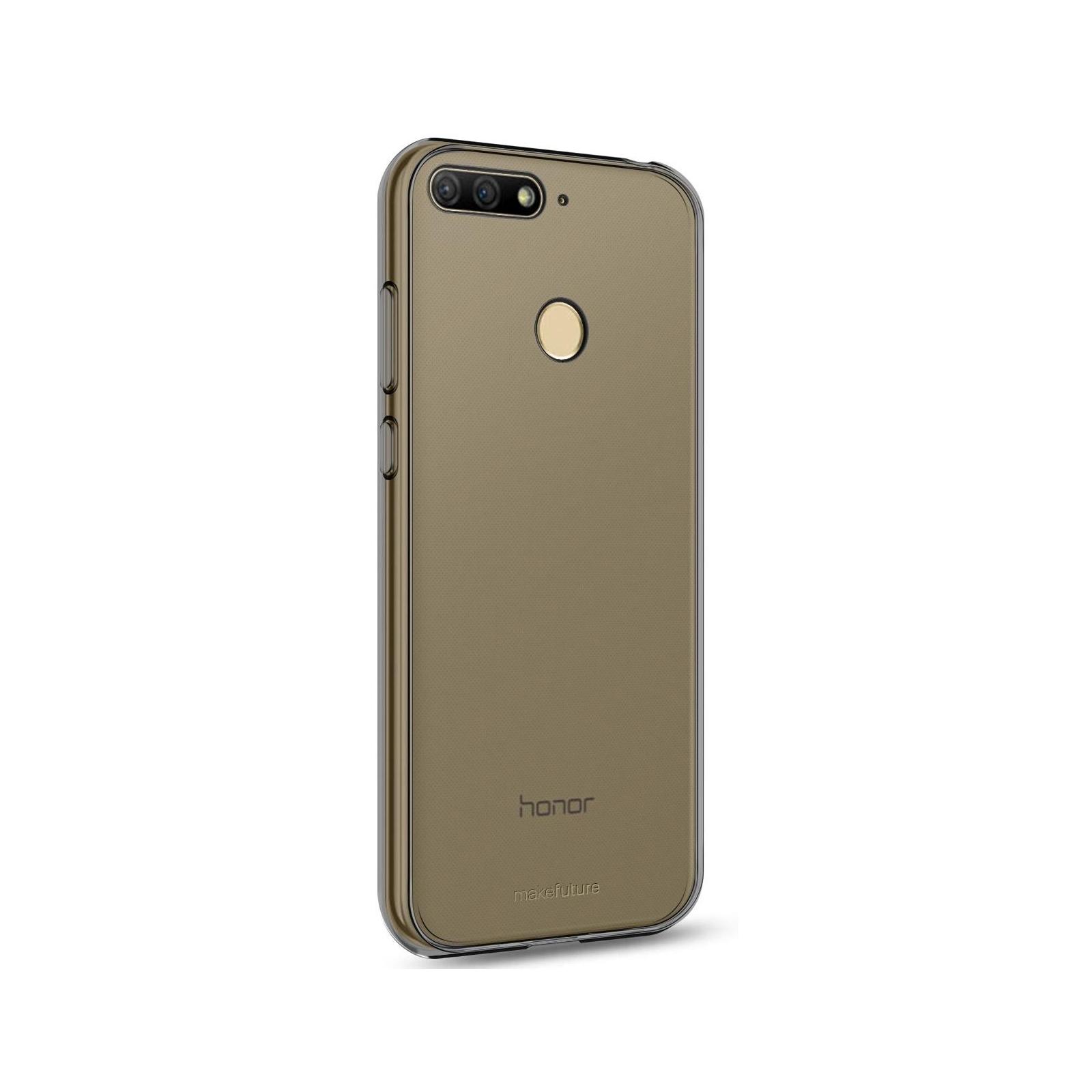 Чехол для моб. телефона MakeFuture Air Case (TPU) Honor 7C Black (MCA-H7CBK) изображение 2