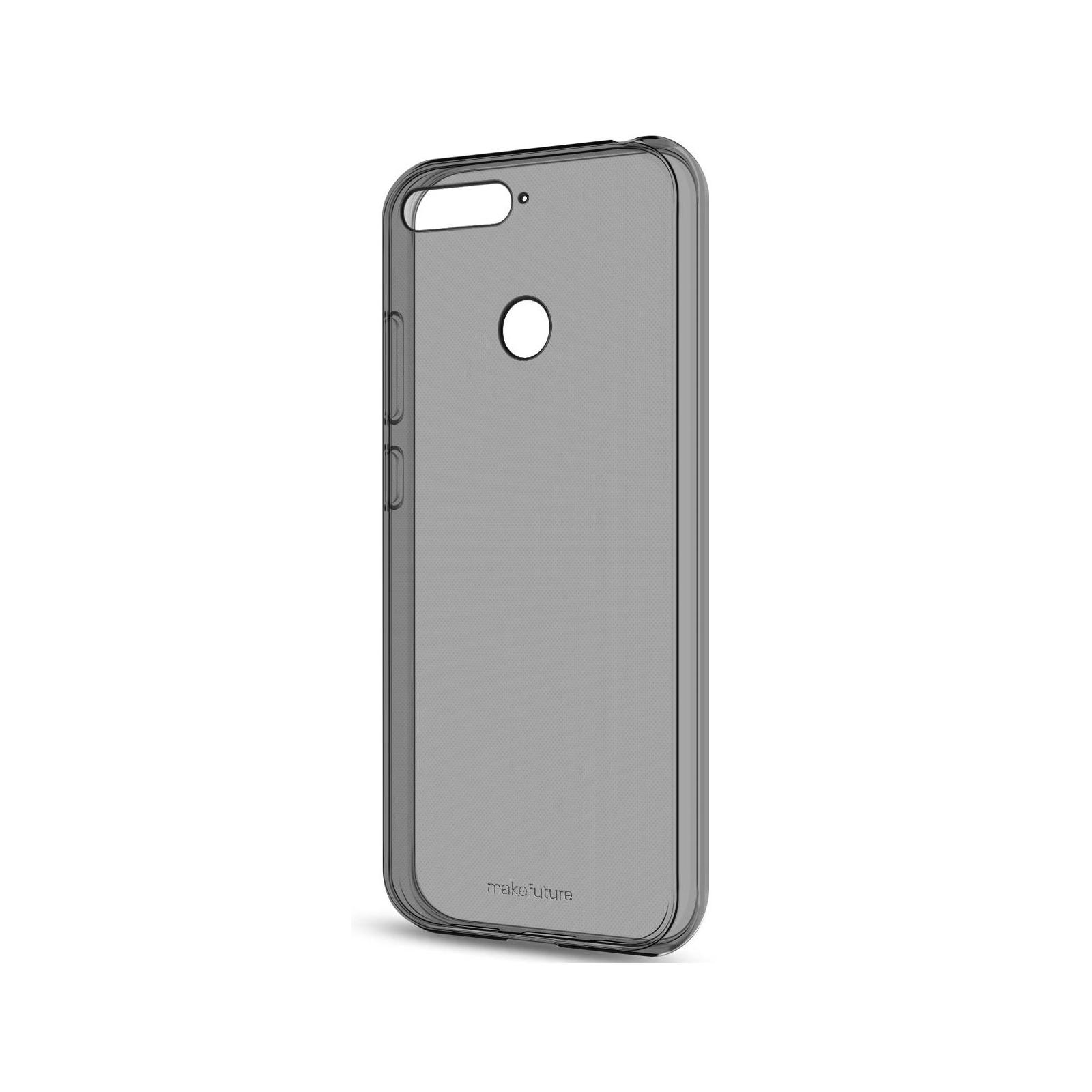 Чехол для моб. телефона MakeFuture Air Case (TPU) Honor 7C Black (MCA-H7CBK)
