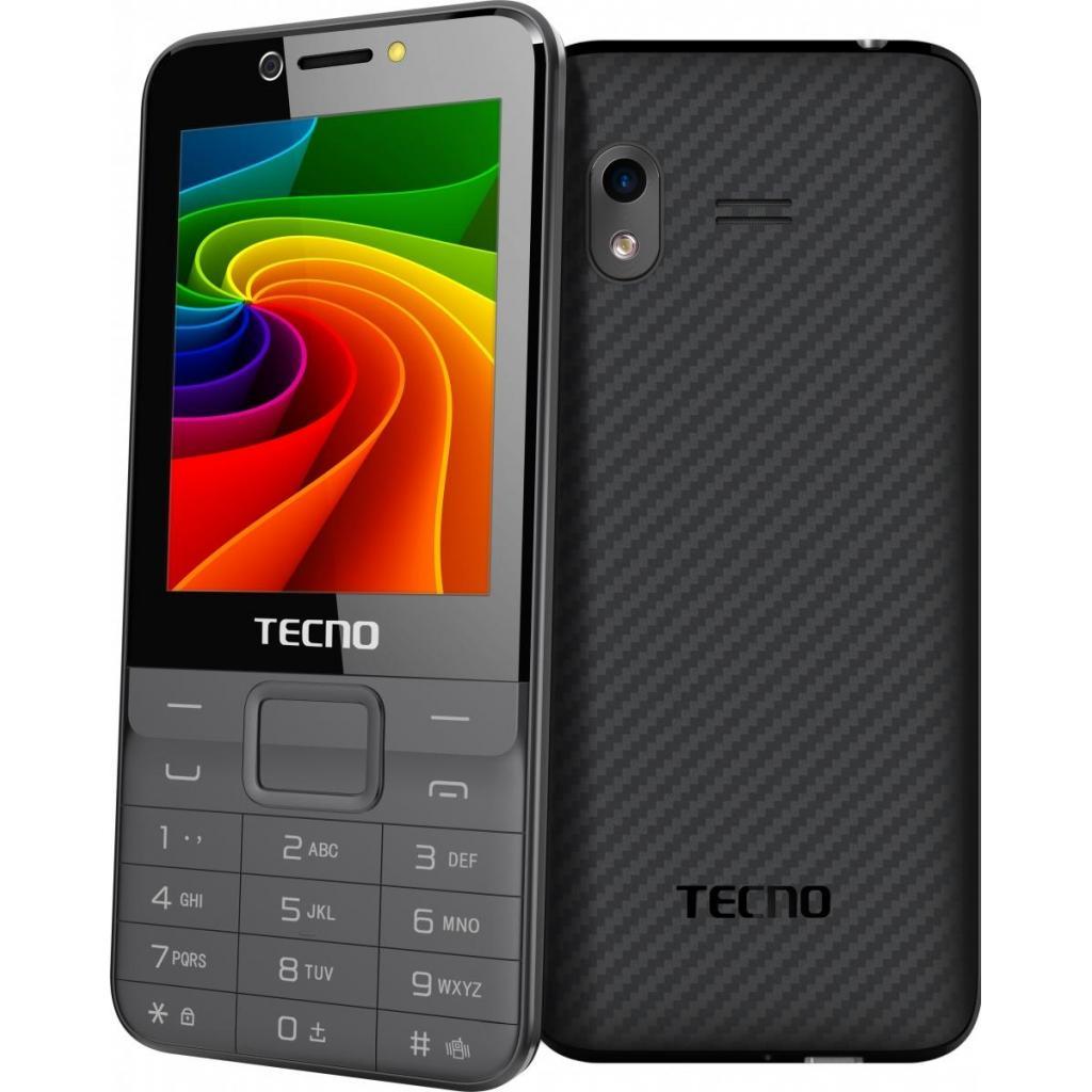 Мобильный телефон TECNO T473 Space Gray (4895180726729) изображение 7