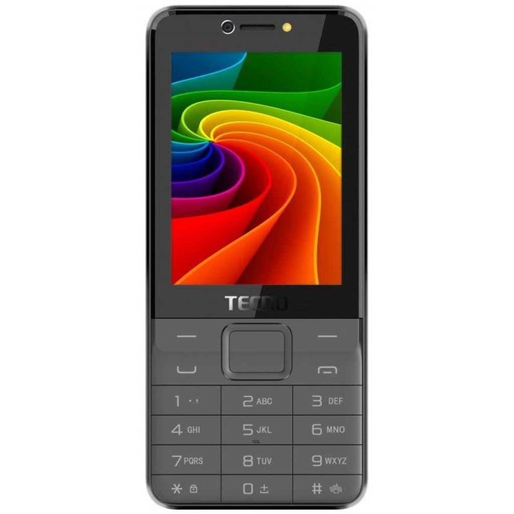 Мобильный телефон TECNO T473 Space Gray (4895180726729)