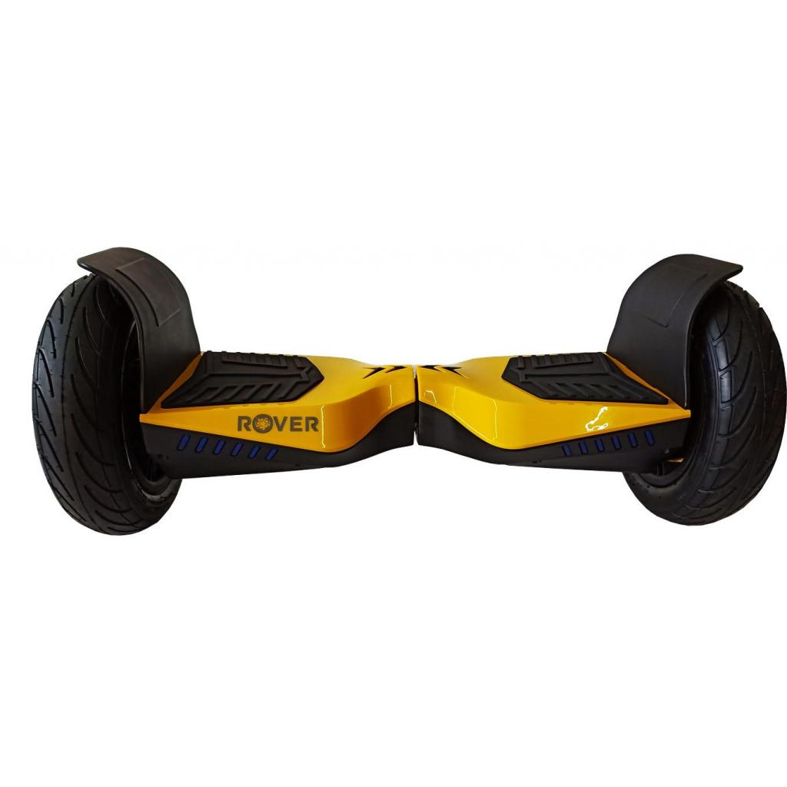 Гироборд Rover XL7 black-yellow изображение 2