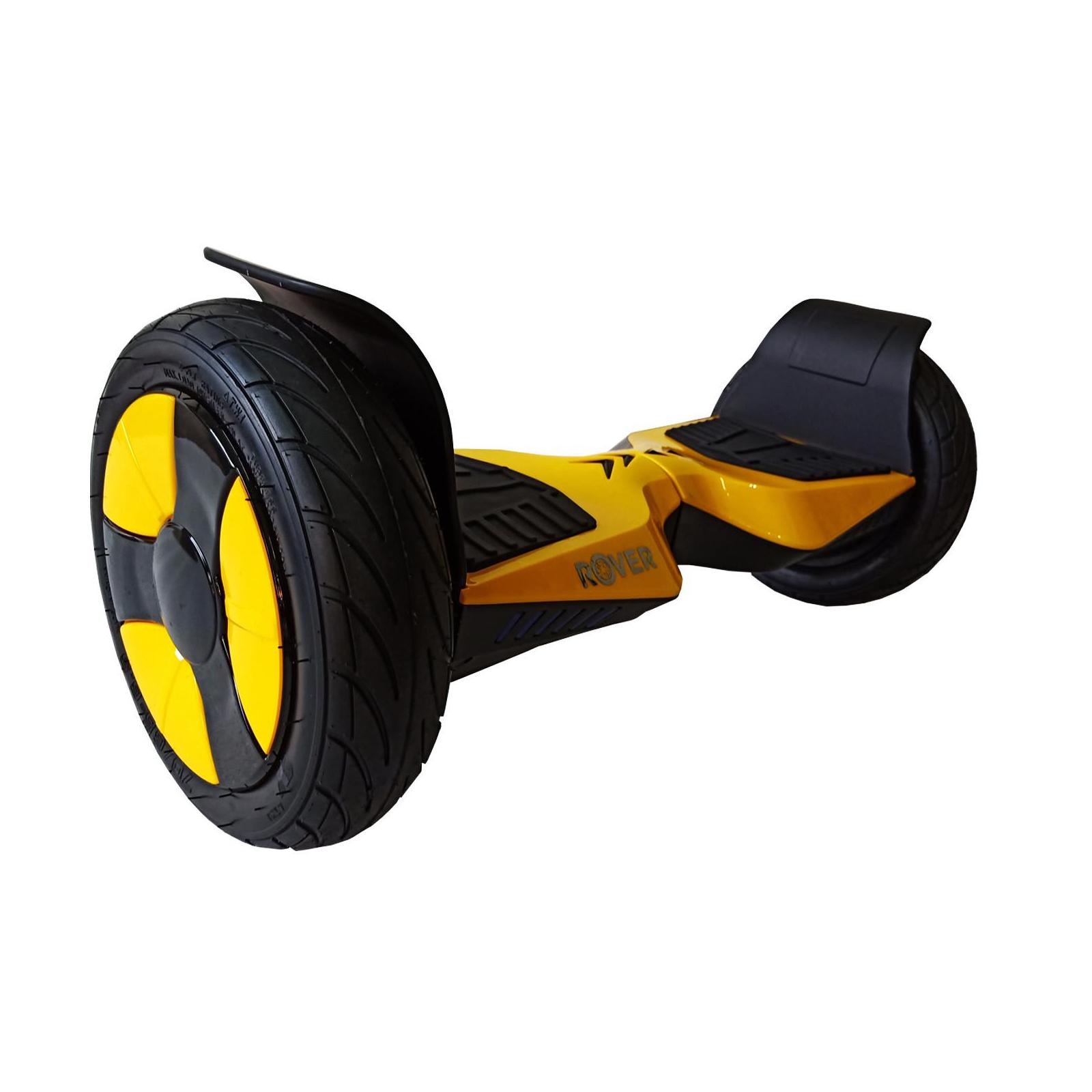 Гироборд Rover XL7 black-yellow