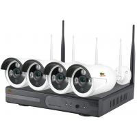 Комплект видеонаблюдения Partizan Outdoor Wi-Fi Kit IP-32 4xCAM+1xNVR (82075)