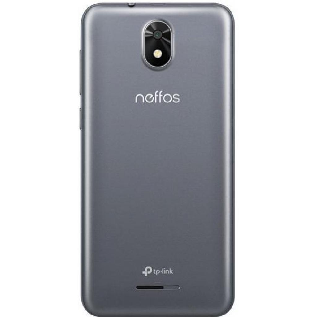 Мобільний телефон TP-Link Neffos C5 Plus 1/16GB Grey зображення 2