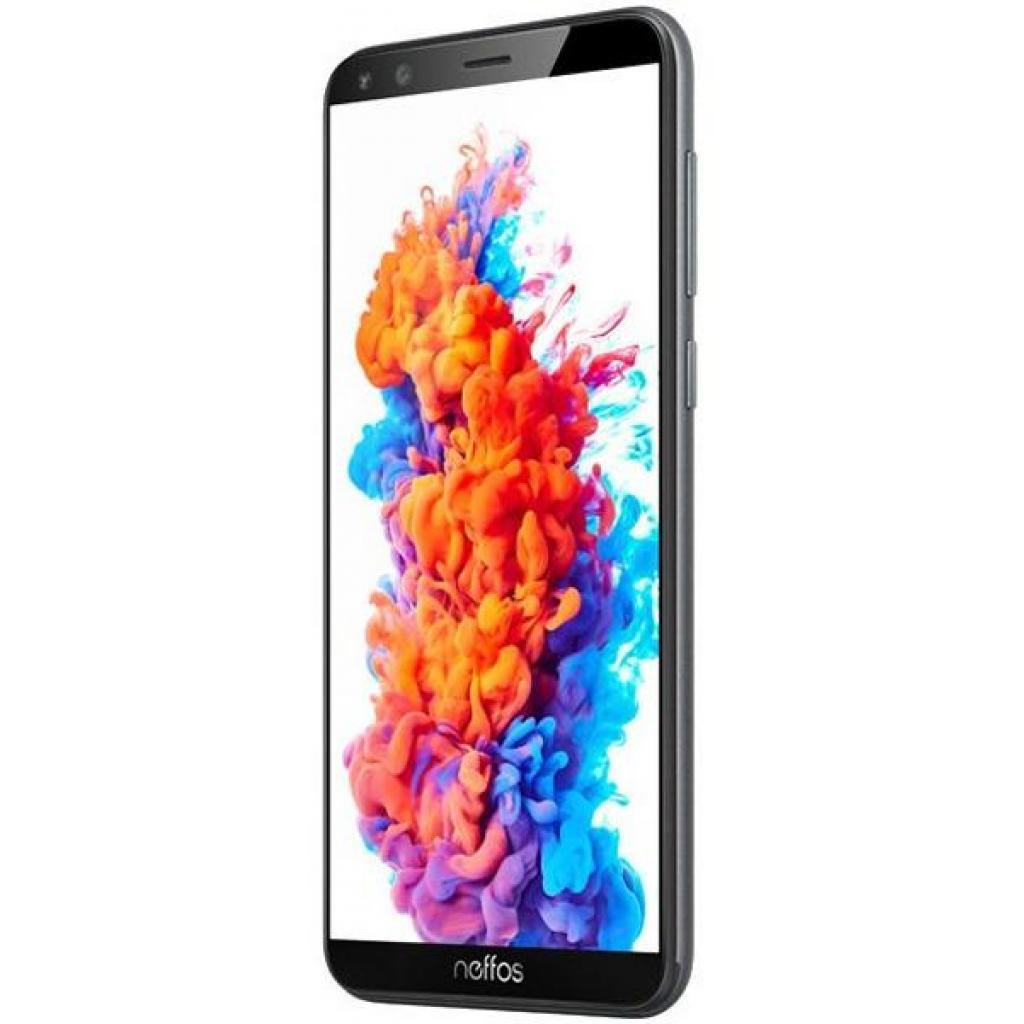 Мобільний телефон TP-Link Neffos C5 Plus 1/16GB Grey зображення 3