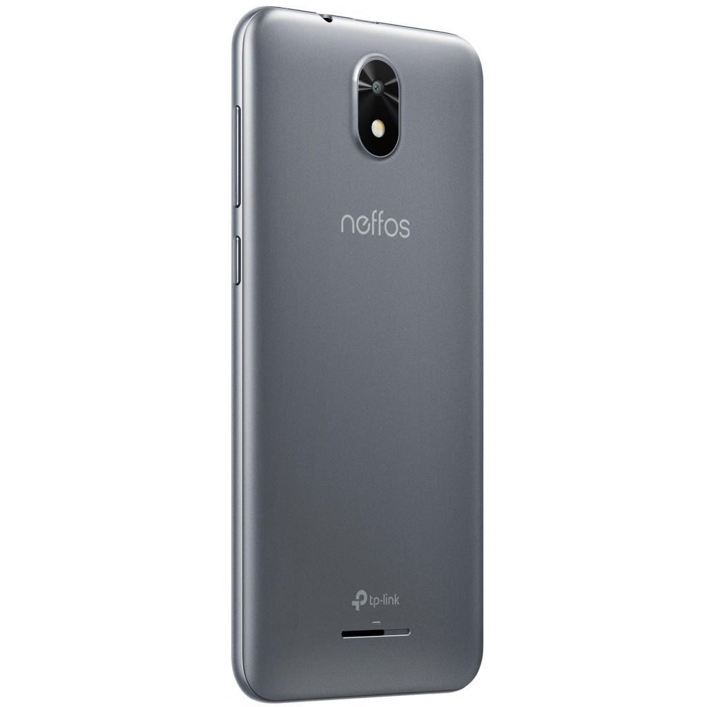 Мобільний телефон TP-Link Neffos C5 Plus 1/16GB Grey зображення 5