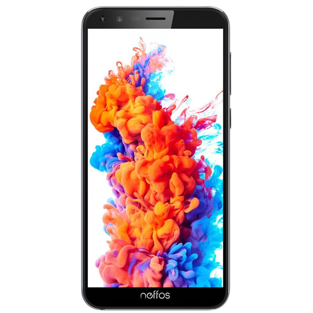 Мобільний телефон TP-Link Neffos C5 Plus 1/16GB Grey