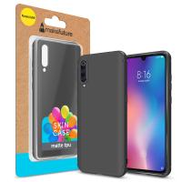 Чехол для моб. телефона MakeFuture Skin Case Xiaomi Mi 9 Black (MCSK-XM9BK)