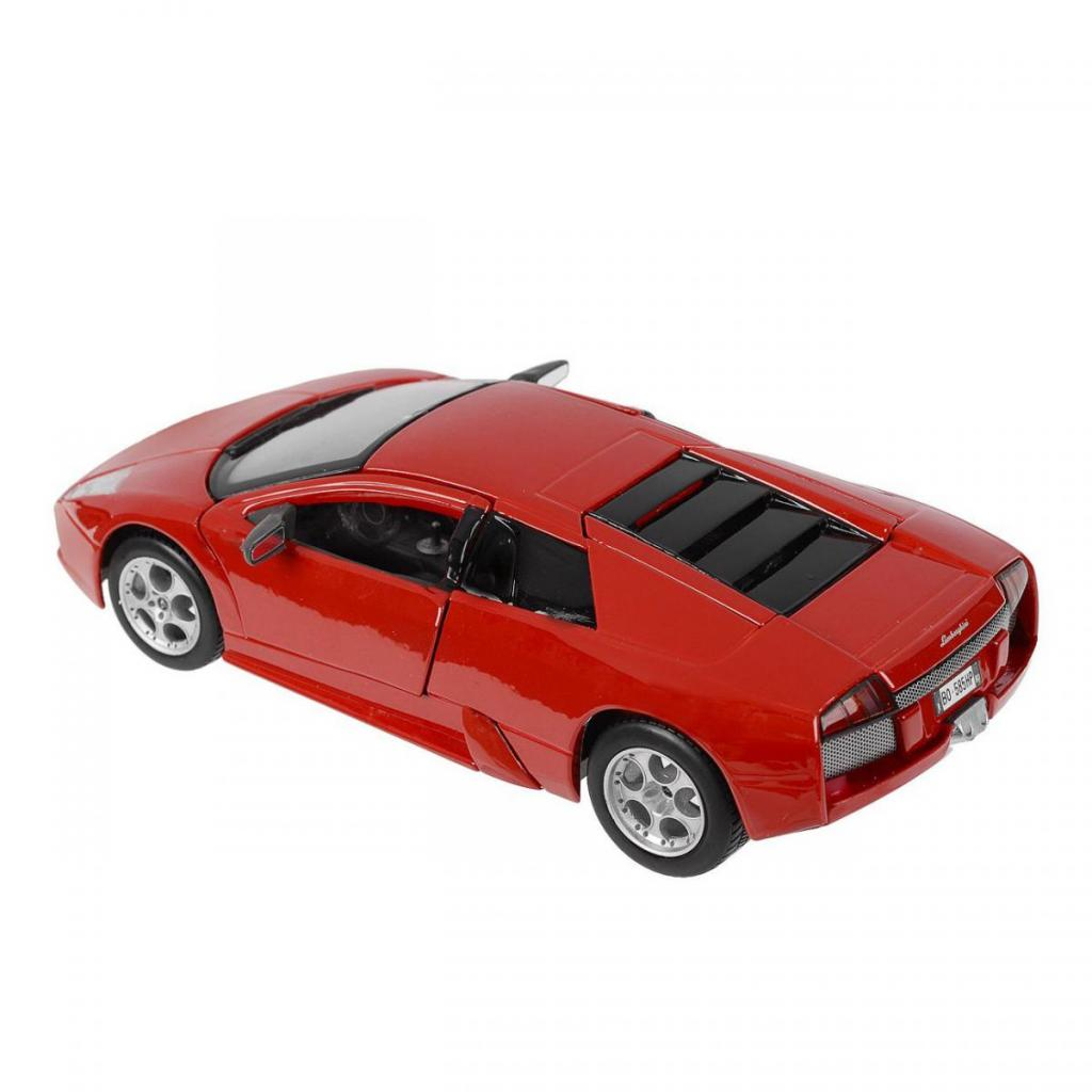 Машина Maisto Lamborghini Murcielago (1:24) красный металлик (31238 red) изображение 2