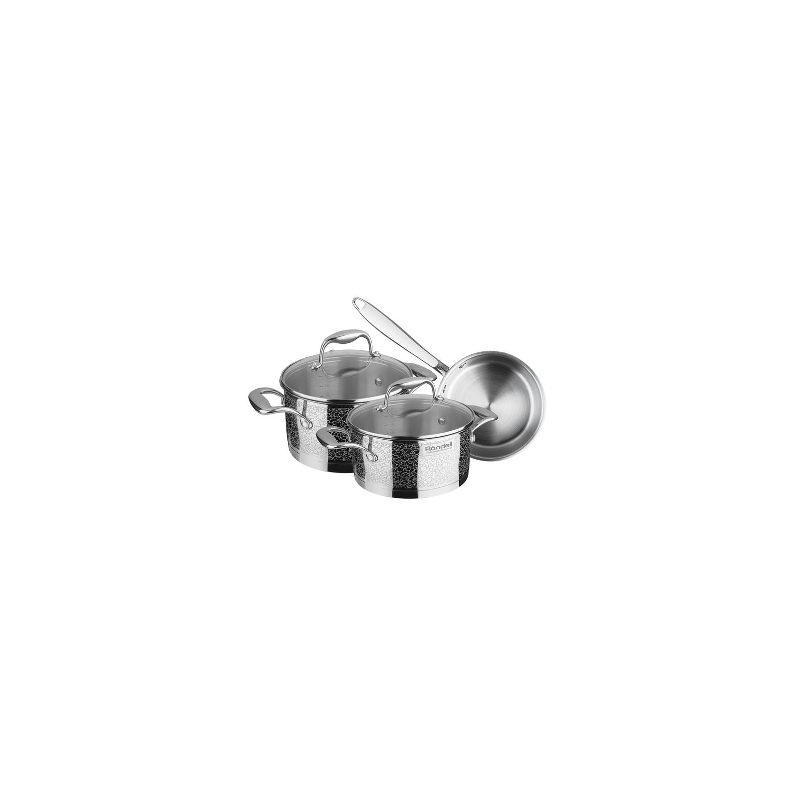 Набор посуды Rondell Vintage 6 предметов (RDS-379) изображение 2