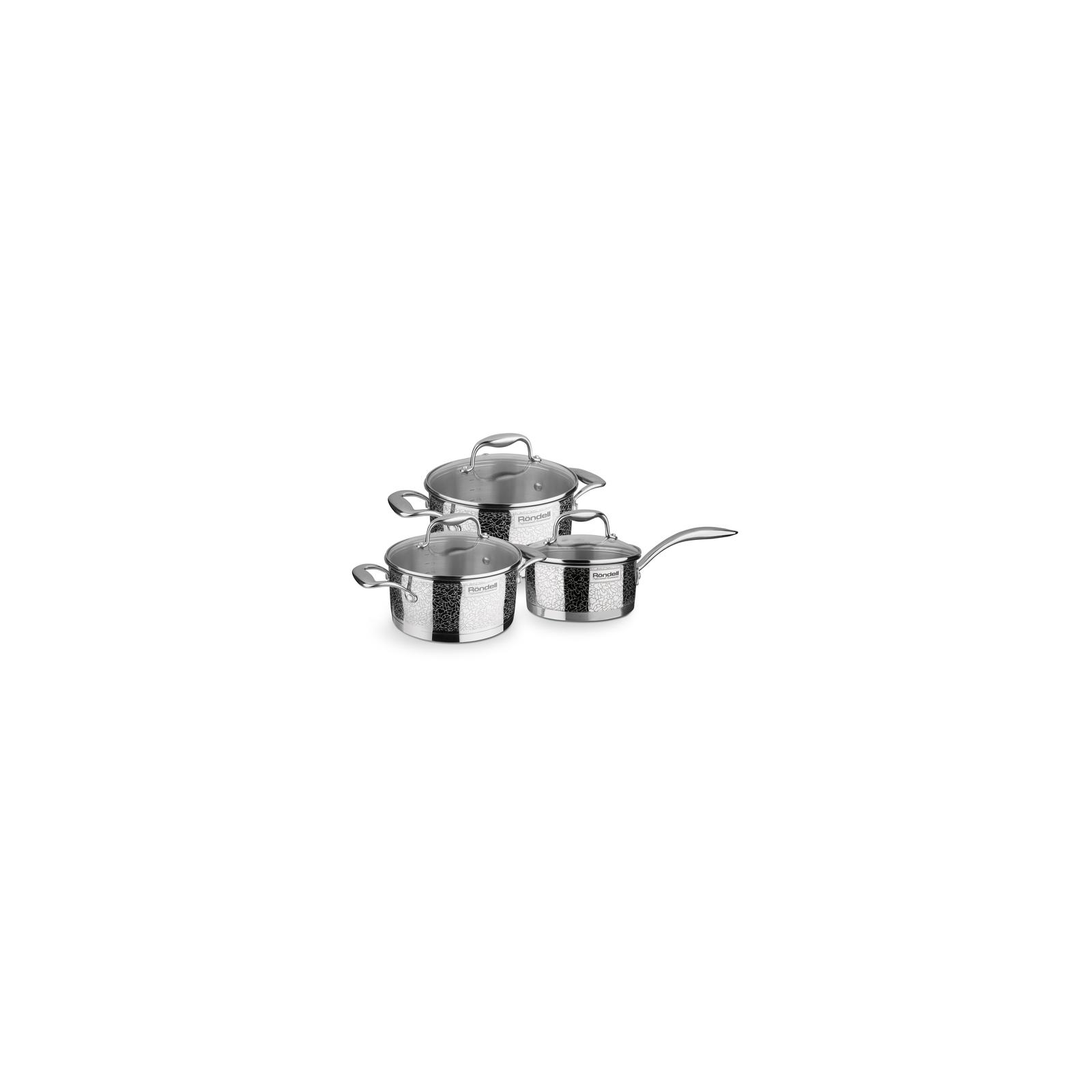 Набор посуды Rondell Vintage 6 предметов (RDS-379)