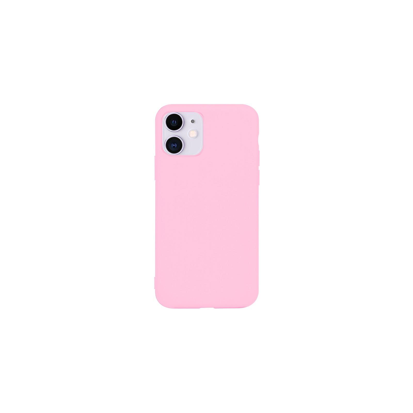 Чехол для моб. телефона Toto 1mm Matt TPU Case Apple iPhone 11 Pink (F_102363)