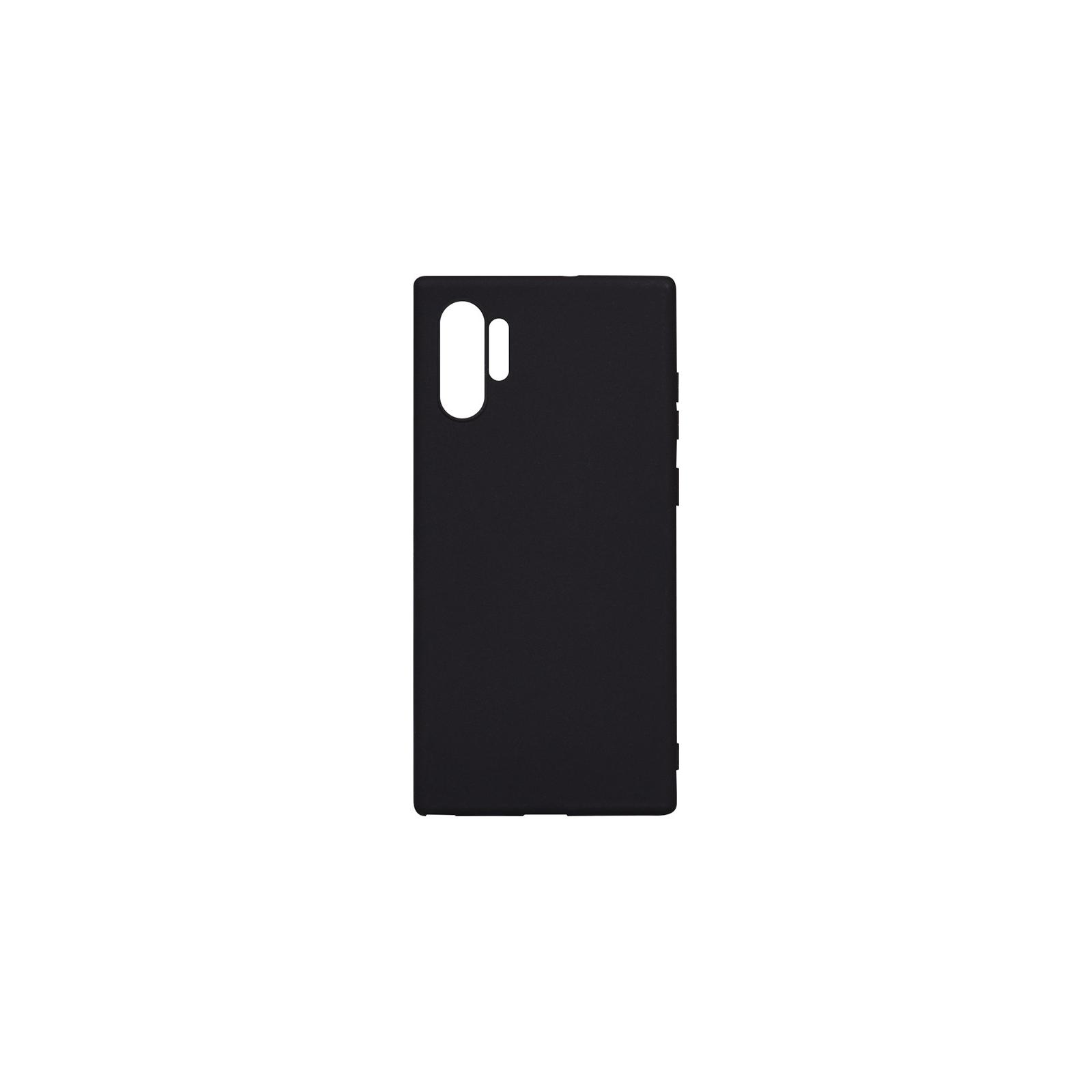 Чехол для моб. телефона Toto 1mm Matt TPU Case Samsung Galaxy Note 10+ Black (F_101601)