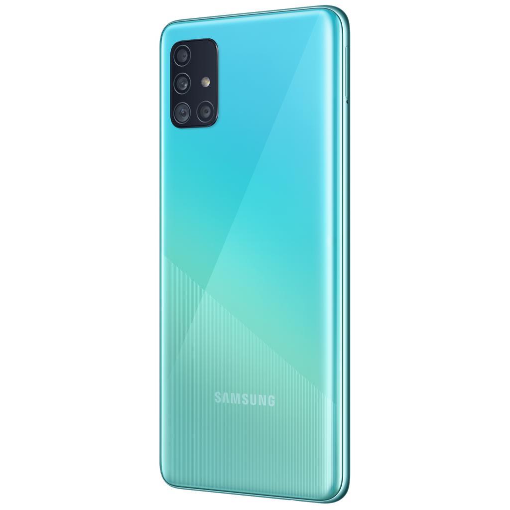 Мобільний телефон Samsung SM-A515FZ (Galaxy A51 4/64Gb) Black (SM-A515FZKUSEK) зображення 5