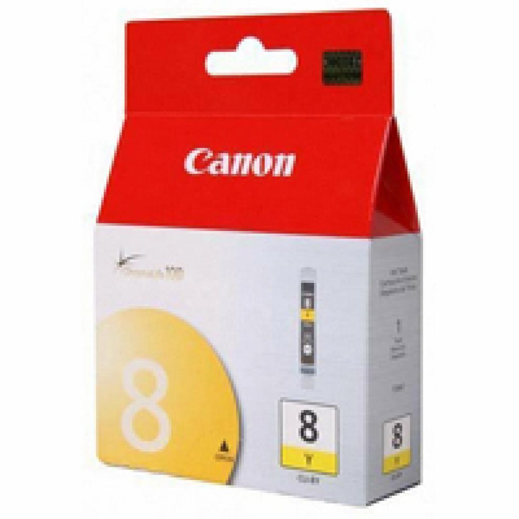 Картридж CLI-8 Yellow Canon (0623B001/0623B024)