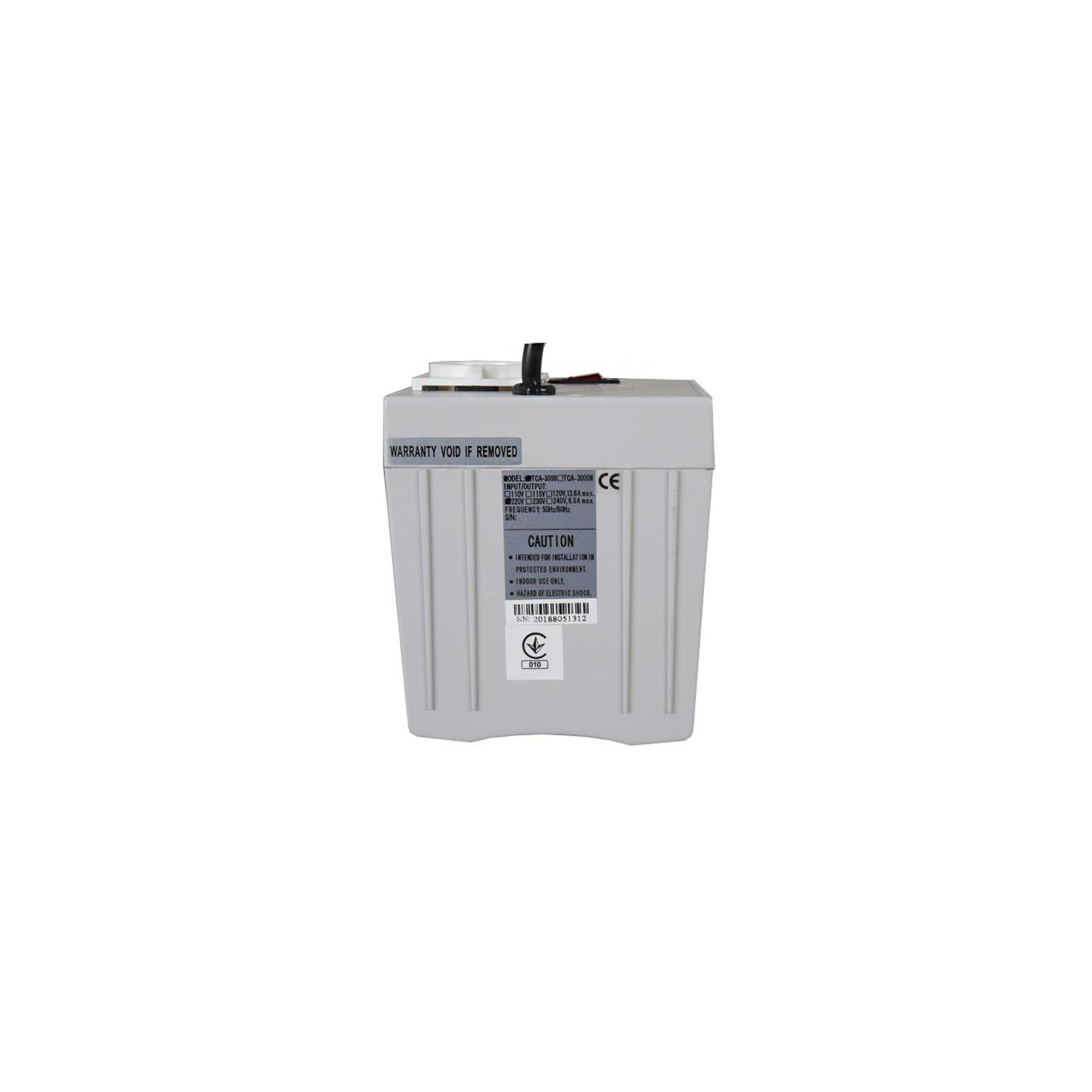 Стабилизатор TCA-3000 Powercom изображение 3