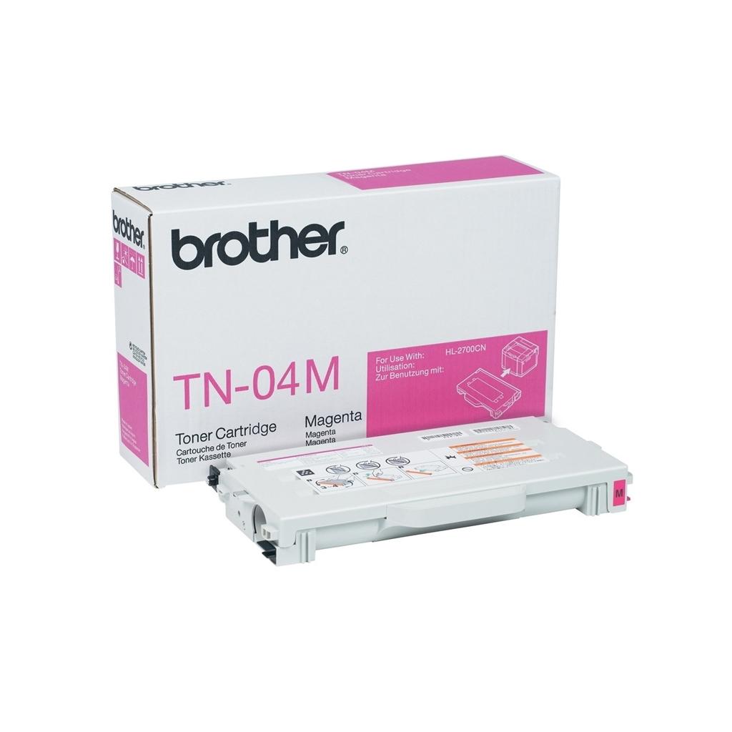 Картридж Brother для HL-2700CN, MFC-9420CN Magenta (TN04M)