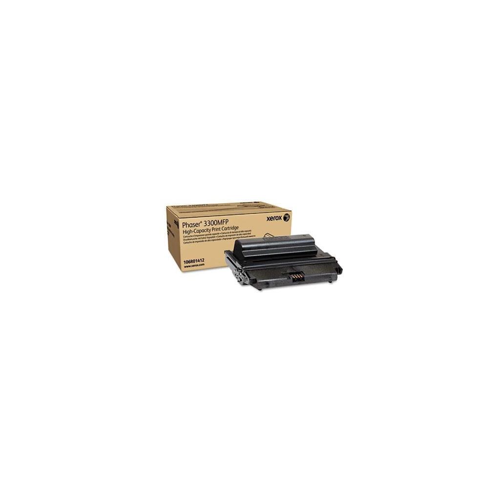 Картридж Xerox Phaser 3300 (max) (106R01412)