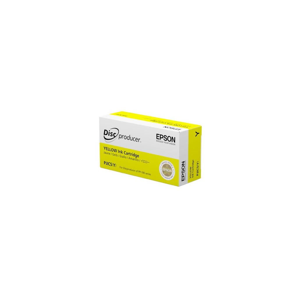 Картридж EPSON PP-100 yellow (C13S020451)