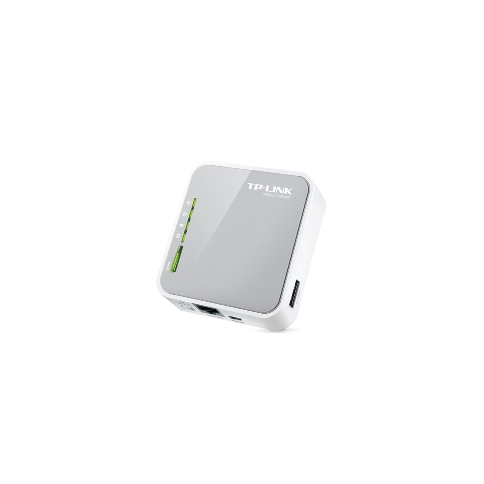 Маршрутизатор TP-Link TL-MR3020 изображение 2