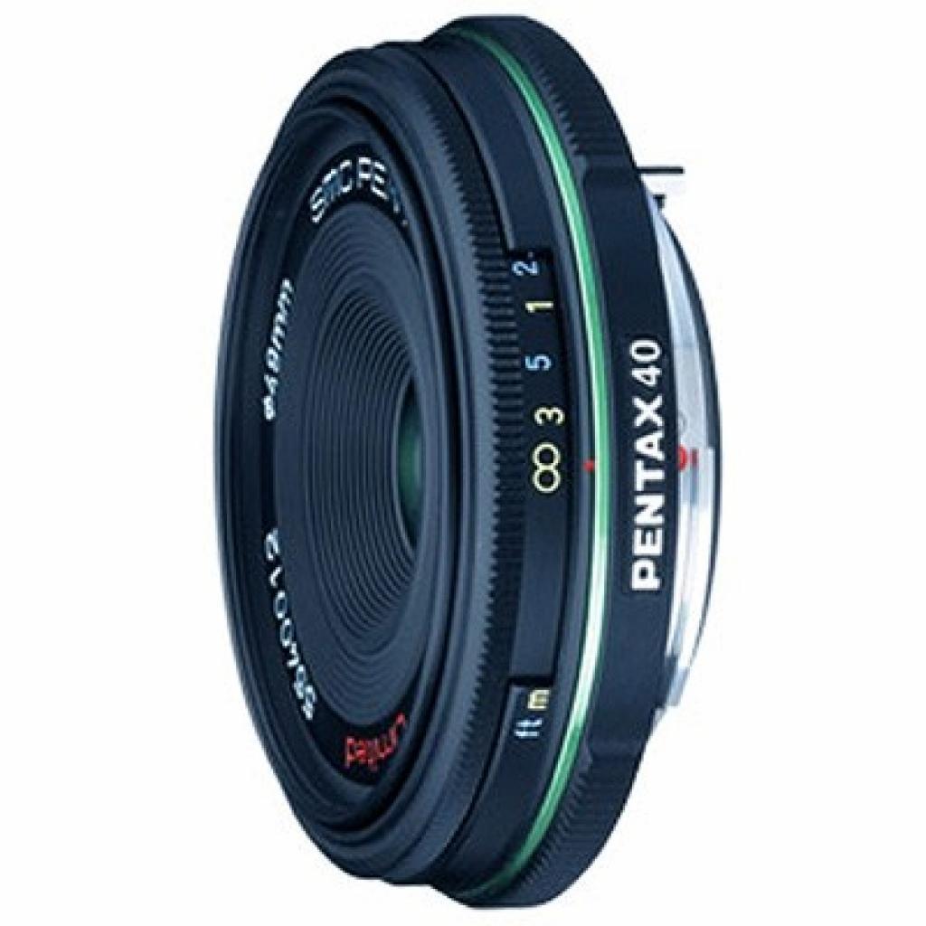 Объектив Pentax SMC DA 40mm f/2.8 limited (21550)